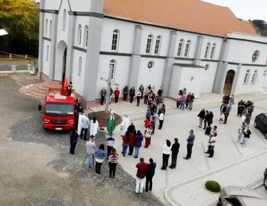 Paróquia Santíssima Trindade de Campo Alegre completa 100 anos