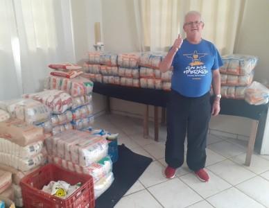 Paróquia São José Operário se destaca na campanha Boa Ação é Doação