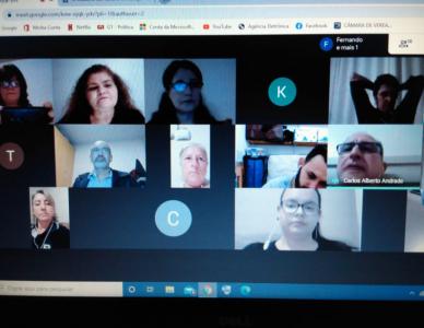 Pascom realiza encontros online com coordenações paroquiais