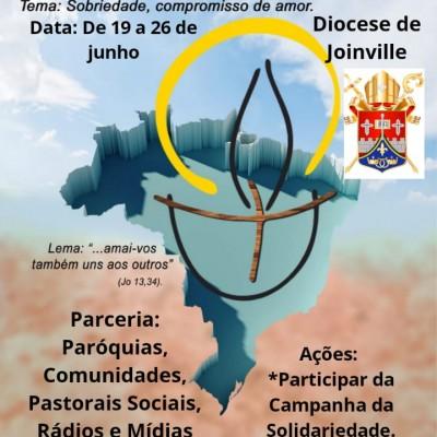 Pastoral da Sobriedade promove Semana Nacional sobre Drogas