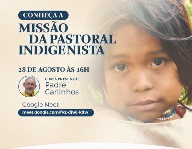 Pastoral Indigenista se reúne no fim de semana