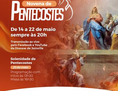 Programação de Pentecostes