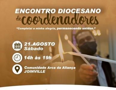 RCC Joinville realiza Encontro Diocesano de Coordenadores