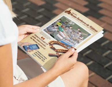 Revista Nossa Senhora de Fátima conta história de superação da Covid-19