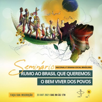 Seminário da 6ª Semana Social Brasileira neste sábado