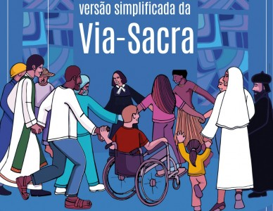 Tempo da Quaresma: Regional Sul 4 disponibiliza versão simplificada da celebração da Via-Sacra