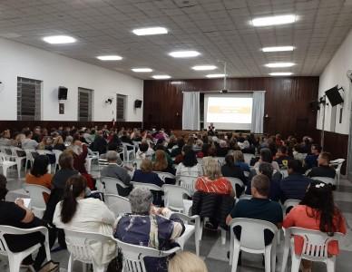 Três paróquias se unem para realizar a Escola Paroquial da Emidi, em Mafra